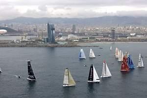 Adiós a la Barcelona World Race