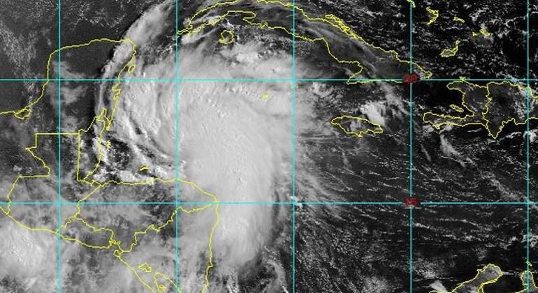 Franklin es ya huracán categoría 1: Conagua