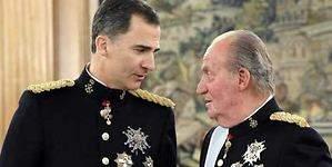 Felipe VI y su padre sufrieron bullying en el colegio