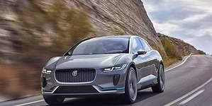 I-Pace: el primer modelo 100% eléctrico de Jaguar