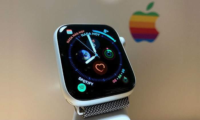 1c3243474188 Apple Watch Series 4