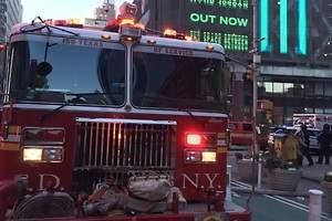 Atentado fallido en Manhattan