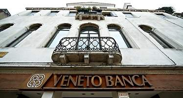 La UE ordena liquidar los italianos Banca Popolare di Vicenza y Veneto Banca