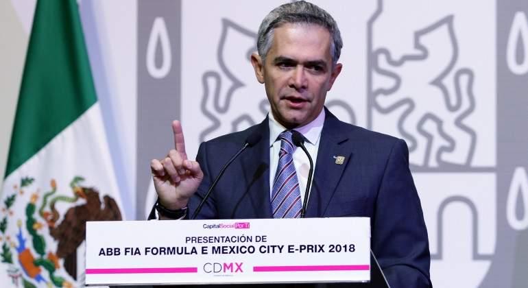 Mancera presenta 'Reconstrucción CDMX', tras sismo del 19-S
