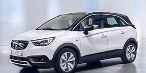 Opel Crossland X: el nuevo miembro de la familia SUV fabricado en España