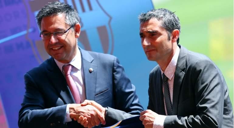 El divorcio que puede fracturar el Barça