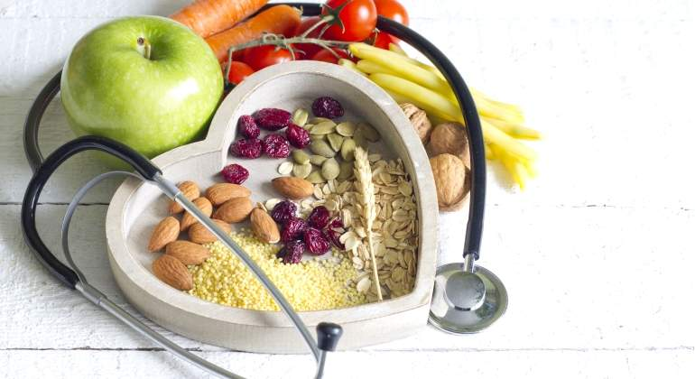 Una dieta baja en calorías ayuda a retrasar el envejecimiento