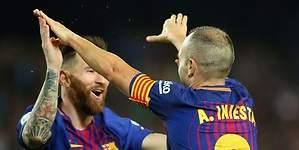 Con victoria, el Barcelona asegura su puesto en la cima