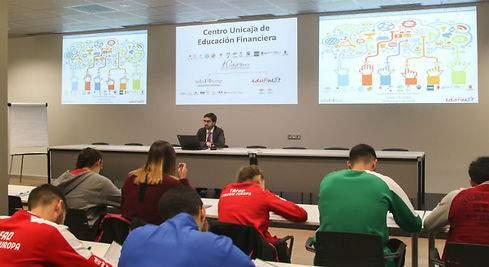 La Educación Financiera De Unicaja Llega A 600 Alumnos De