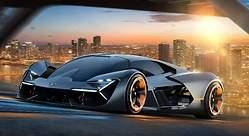 Lamborghini Terzo Millennio: un espectacular superdeportivo eléctrico que acumula energía en la carrocería