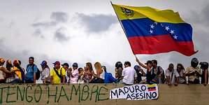 Venezuela denuncia la presencia de vehículos militares colombianos cerca de la frontera común