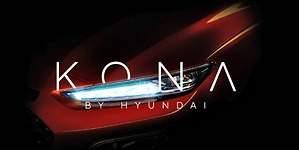 Hyundai Kona: nuevo SUV a la vista