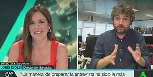 La millonaria cláusula que exigió Villarejo a Jordi Évole