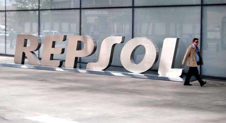 El grupo petrolero español Repsol Archivo