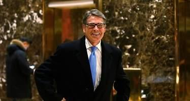Trump elige a Rick Perry, rival en las primarias que le comparó con un cáncer, como secretario de Energía