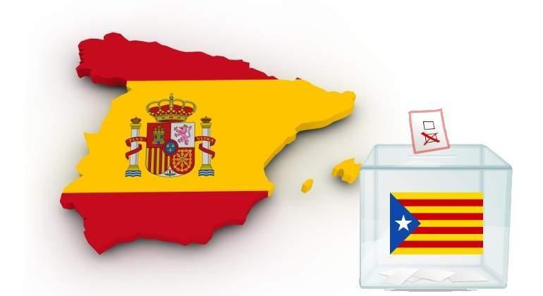 ¿Elecciones en Cataluña? Buscan papeletas y sobres