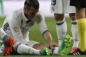 El agujero por las lesiones de Bale