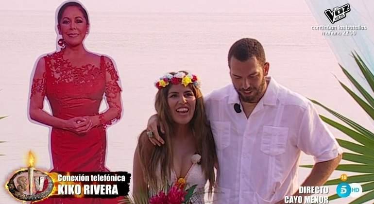 Kiko Rivera, de llamar golfo a Alberto Isla a ser su cuñado