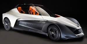 BladeGlider: el concept cero emisiones de Nissan que invita a soñar
