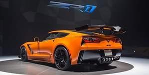 Chevrolet Corvette ZR1: el más rápido y potente jamás fabricado