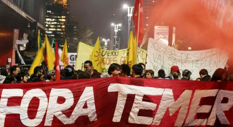 Acusan a Michel Temer de corrupción y obstrucción de justicia