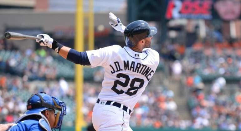 JD Martínez es nuevo jugador de los Diamondbacks | MLB