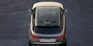 Rover Rover Velar: un nuevo modelo entre el Evoque y el Sport