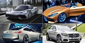 Las novedades del Salón de Frankfurt 2017: así son los coches que vienen