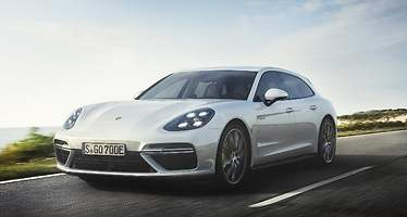 Porsche Panamera Turbo S E-Hybrid Sport Turismo: de 0 a 100 km/h en 3,4 y un consumo de 3l para gozar en familia