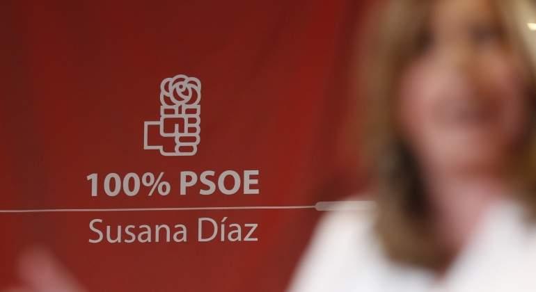 Miedo en la candidatura de Susana Díaz al 35% de voto oculto de las bases