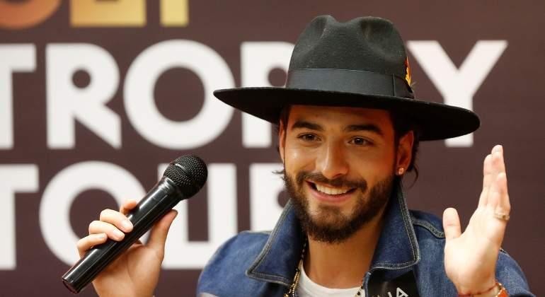 Lanzan una campaña para que Maluma no actúe en Palencia por las letras de sus canciones