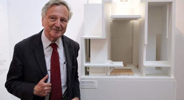 Rafael Moneo recibe el Premio Nacional de Arquitectura 2015
