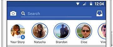Facebook Historias se extiende y mete más presión a Snapchat