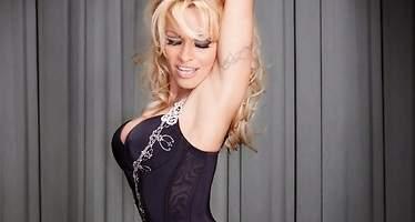 El posado más sexy de Pamela Anderson
