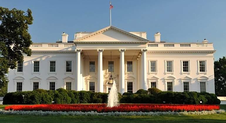 Detenido un sospechoso por una posible amenaza junto a la Casa Blanca