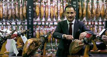 La jamonera Enrique Tomás sigue con su internacionalización y abre su tercera tienda en Londres