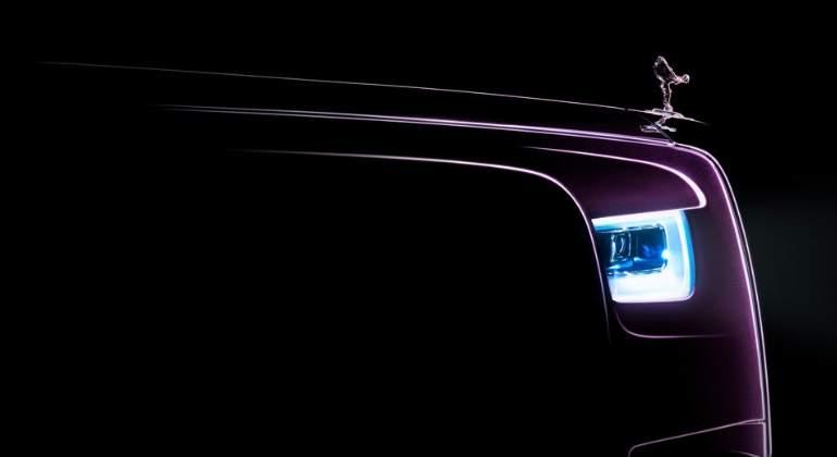 Rolls-Royce Phantom VII: primera imagen