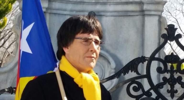 La Policía intenta detener a Joaquín Reyes mientras parodiaba a Carles Puigdemont