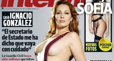 La presidenta de la Plataforma de Mujeres Estibadoras, desnuda en Interviú