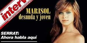 Facebook censura el desnudo de Marisol en Interviú
