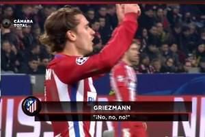 Griezmann reta al Cholo por Gameiro...