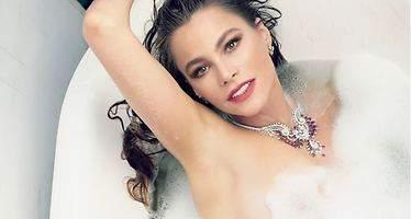 El primer desnudo de Sofía Vergara sale a la luz