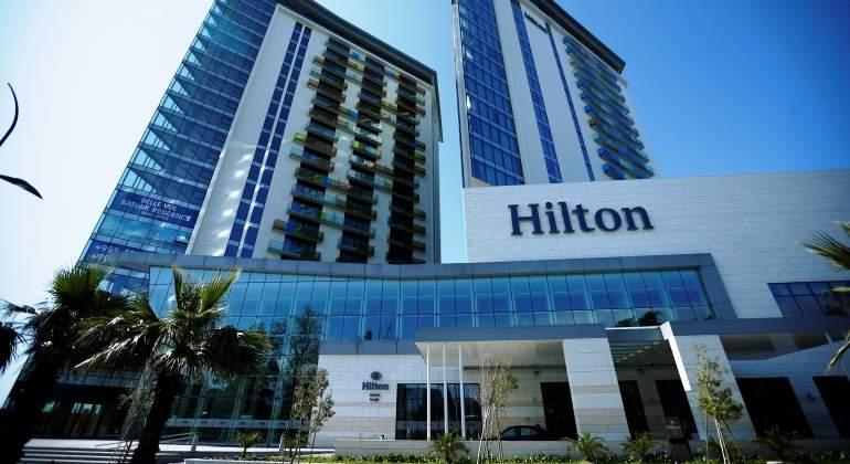 HNA Group llega a un acuerdo para comprar 25% de Hilton