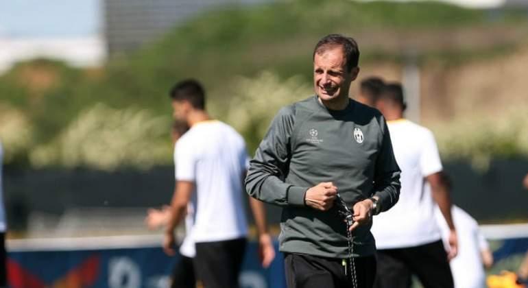 Juventus es el primer club finalista de la
