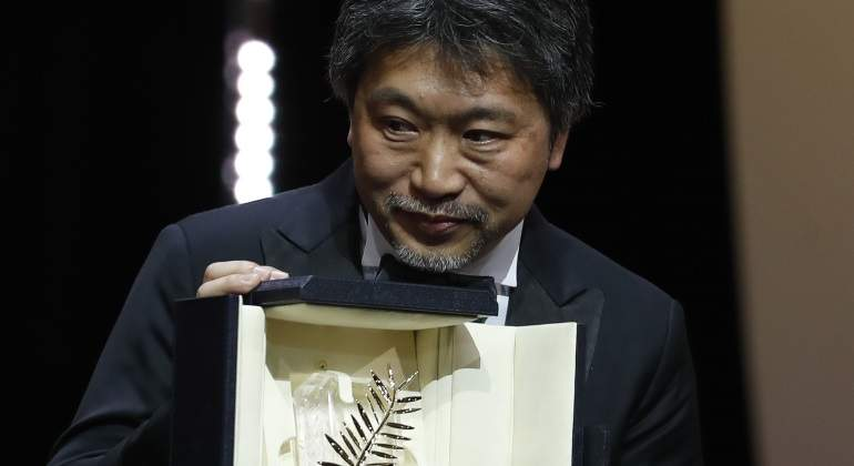 El japon�s Hirozaku Kore-eda gana la Palma de Oro de la 71 edici�n de Cannes por