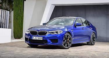 BMW M5 llega con 600 CV y tracción integral