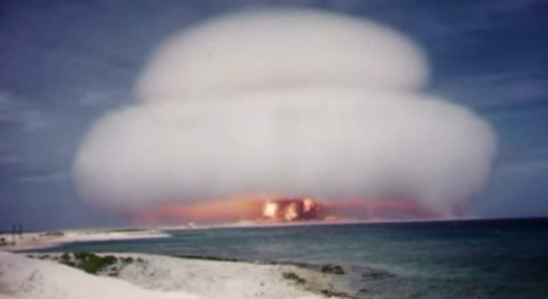 Salen a la luz las pruebas nucleares que realizó EEUU durante la Guerra Fría
