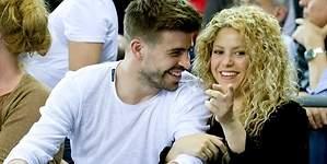 Piqué desmiente con una imagen su crisis con Shakira