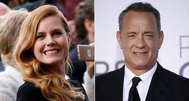 La web  nomina a Tom Hanks y a Amy Adams por error