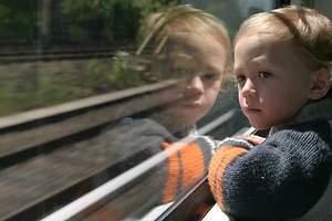 Los placeres de viajar en tren